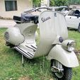 Ventes de Vespa, Lambretta et scooters de collection