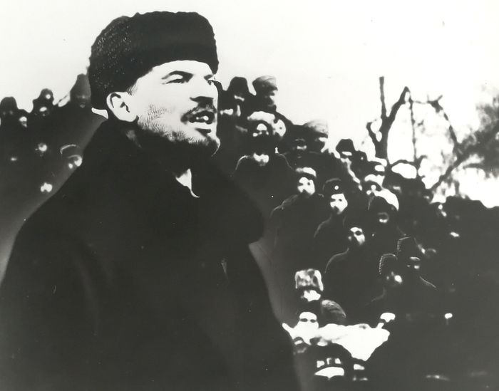 3x Unknow/United Press International Photo - Stalin, Lenin, 1917/1955