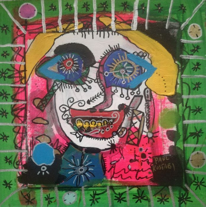 Paul Kostabi - The Things Which I Have Seen