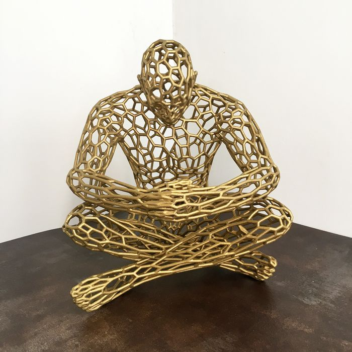 Andrea Giorgi - Thinker (gold)