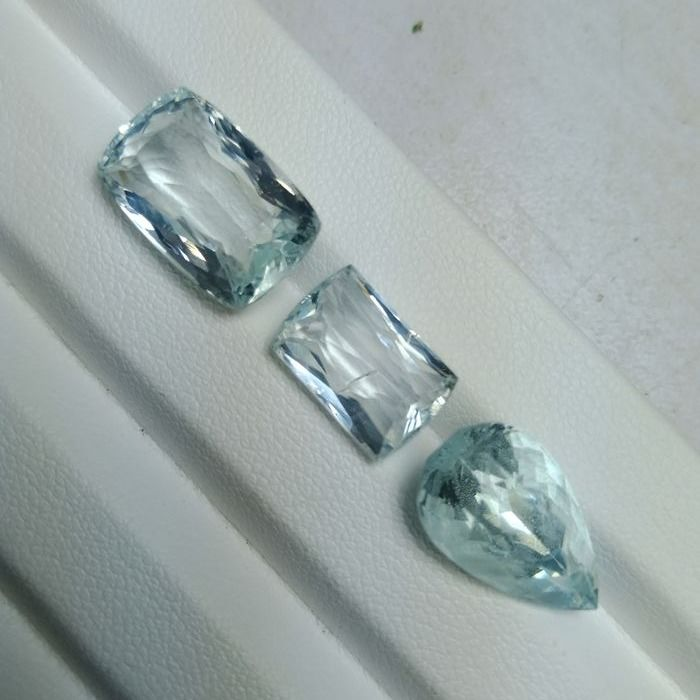 Aquamarine - 19.50 ct