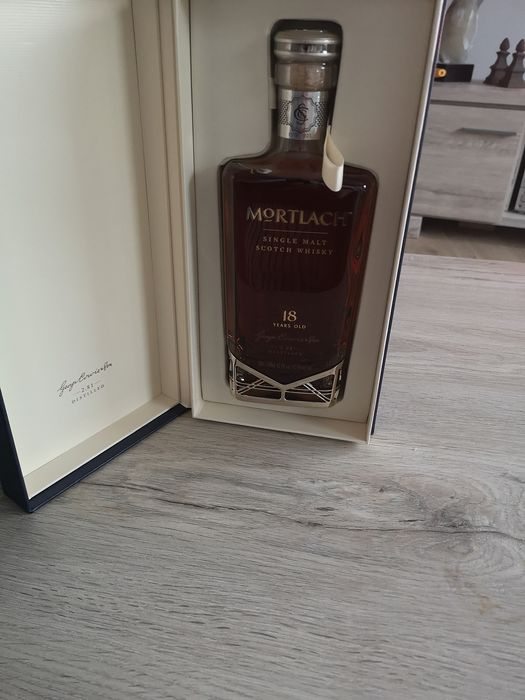 Mortlach 18 years old - 500 ml