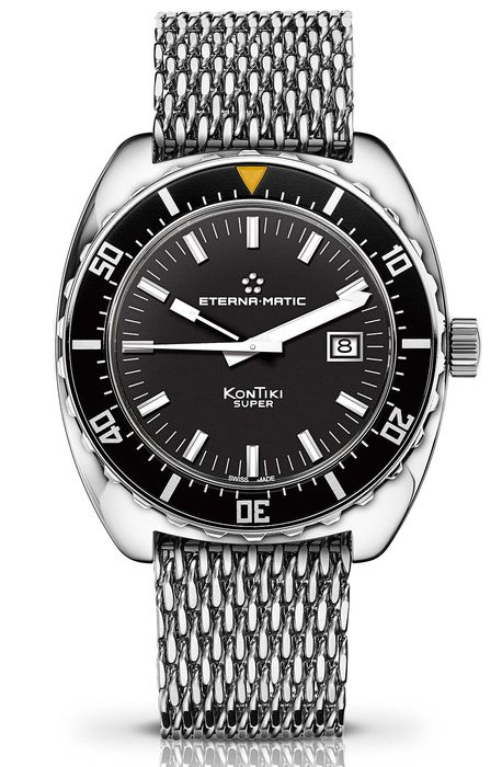 Eterna - Super KonTiki Automatic Limited Edition - 1973.41.41.1230 - Homme - 2011-aujourd'hui