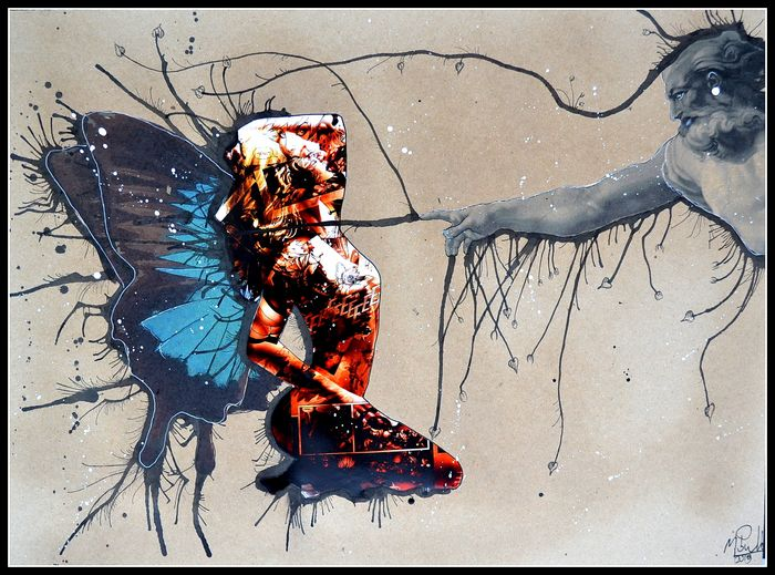 Marcin Pawlik - A butterfly that didn't want to fly