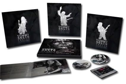 Tommy Bolin - Teaser 40th Anniversary Vinyl Edition Box Set - LP Box set - 2015/2015