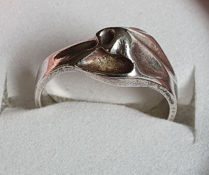 Lapponia - 925 Silver - Ring