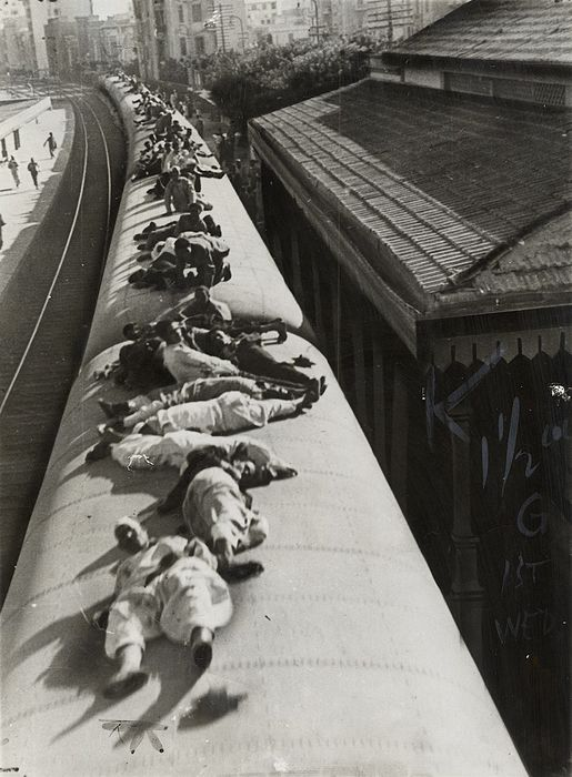 Unknown/Wide World Photos - War 'Inaugurates' a New 'Commuter' Service, Egypt, 1941