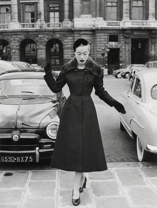 Willy Maywald (1907-1985) - Fashion by Jacques Griffe, Paris, 1953