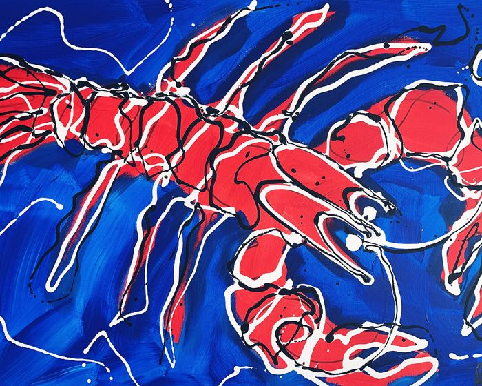 Rick Triest - Lobster Time!