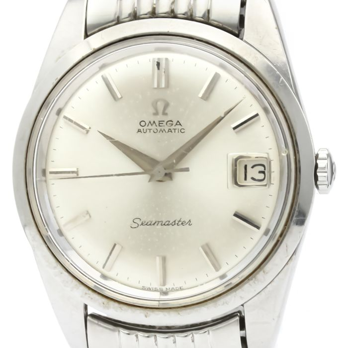 "Omega - Seamaster - ""NO RESERVE PRICE"" - 166.01 - Homme - ."
