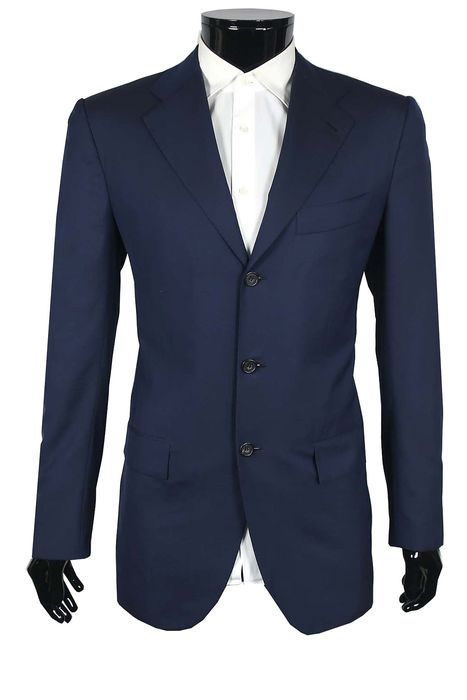 Kiton - Jacket - Maat: IT50/52 Maat L