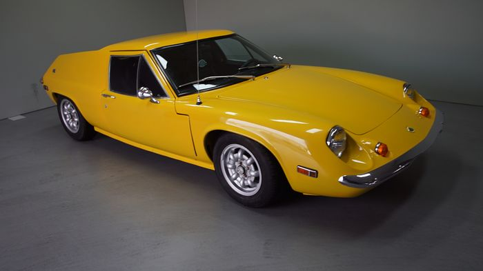 Lotus - EUROPA S2 4 SPEED   - 1970