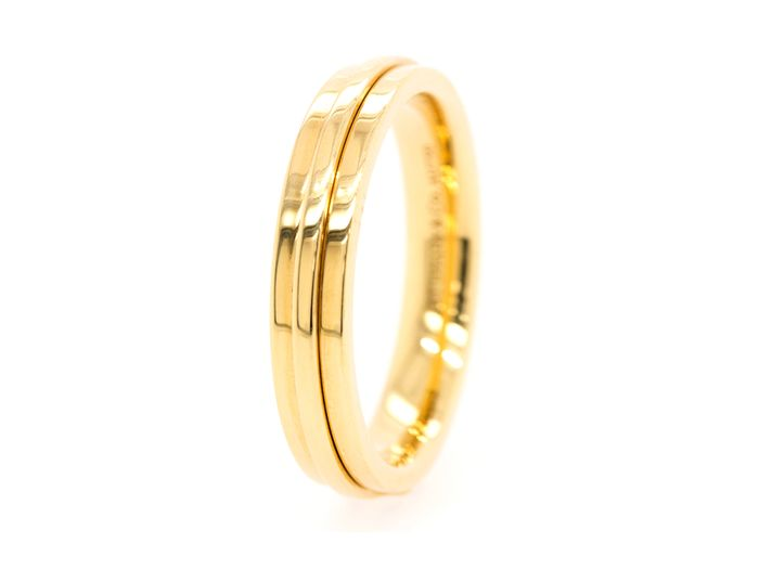 Tiffany & Co. Tiffany T  - 18 quilates Oro amarillo - Anillo