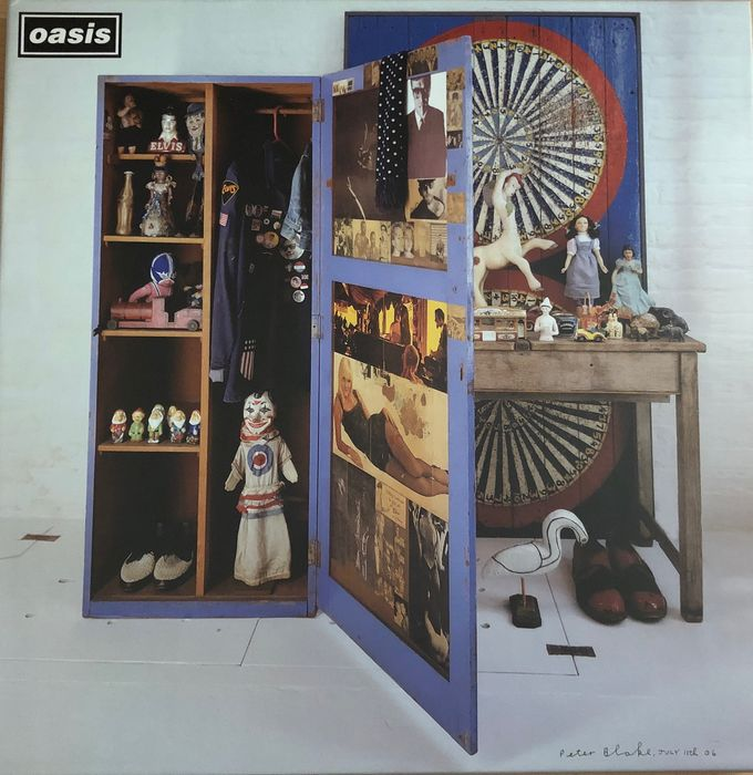 Oasis - Stop The Clocks Rare  - 3xLP Album (Triple album), Coffret - 2006