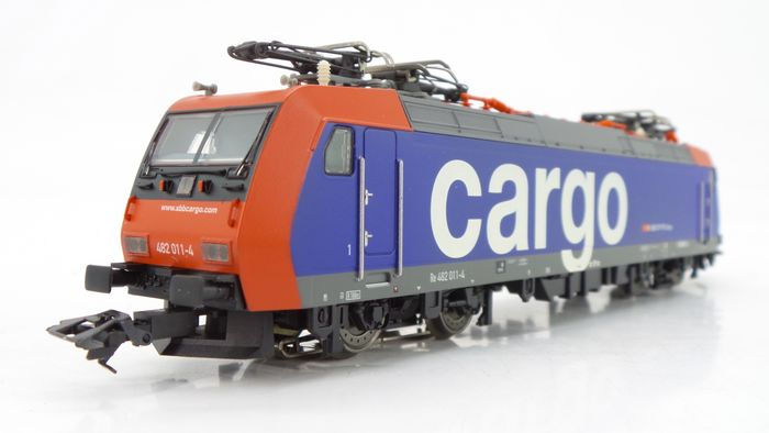 Märklin H0 - 36851 - Locomotive électrique - Série Re 482 - SBB Cargo
