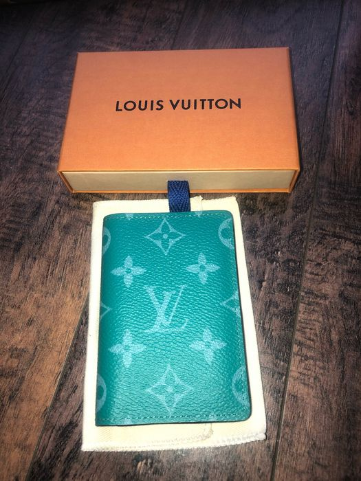 Louis Vuitton - Pocket Organizer Portefeuille