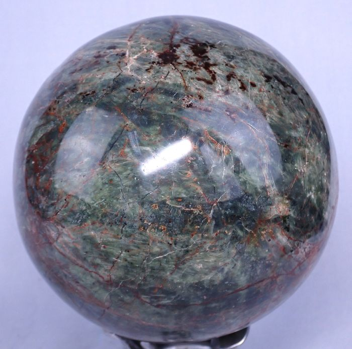 Amazing Serpentine Esfera - 135.61×135.61×135.61 mm - 3211 g