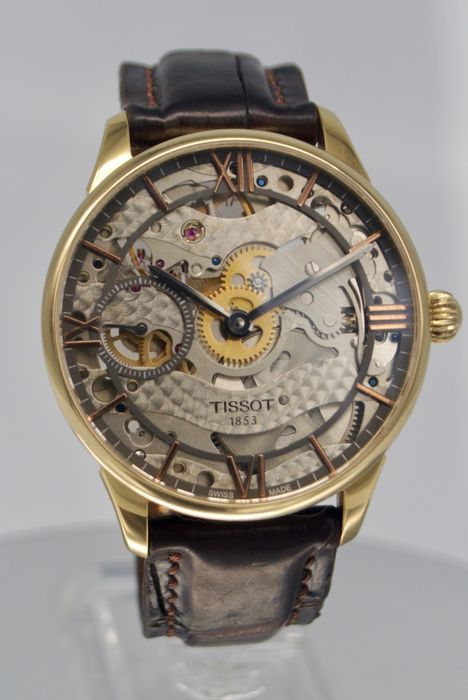 Tissot - Skeleton T099 405 Limited Edition 75 pieces - T099 405 A BR 34/75 - Herren - 2011-heute