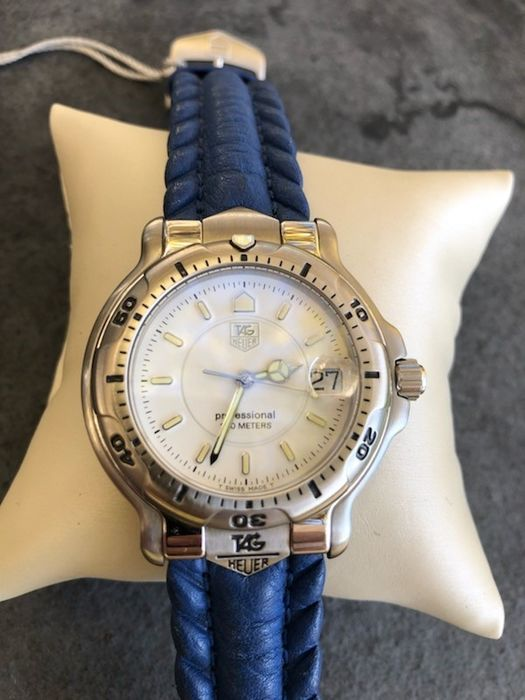 TAG Heuer - Professional 200m - WH1111 - Men - 1990-1999