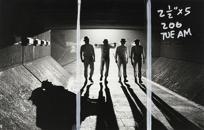 Unknown / Warner Bros. - A Clockwork Orange, 1971
