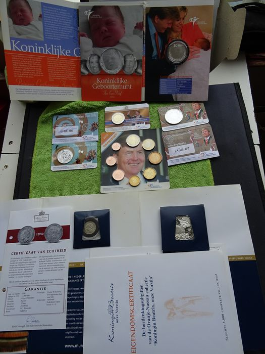 The Netherlands - Euro 2016-2018 - silvered
