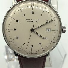 "Junghans - Max Bill Automatic-Date - ""NO RESERVE PRICE""  - 027/4700.00 - Homme - 2000-2010"