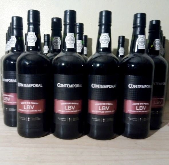2010 Contemporal Late Bottled Vintage Port - 15 Botellas (0,75 L)