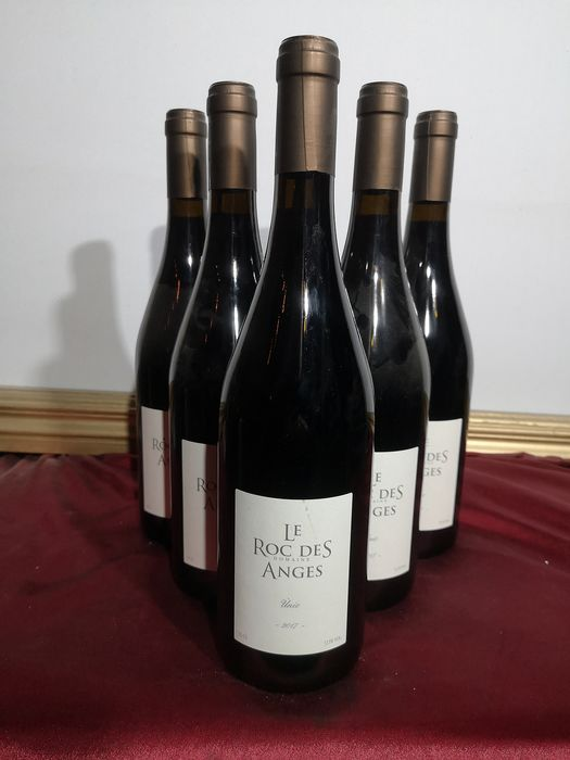"2017 Le Roc des Anges ""Unic"" - Rousillon - 6 Bottles (0.75L)"