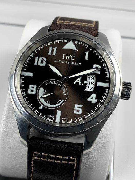 IWC - Flieger Limited Edition Saint Exupery Power Reserve Automatic - IW3201-04 - Men - 2000-2010