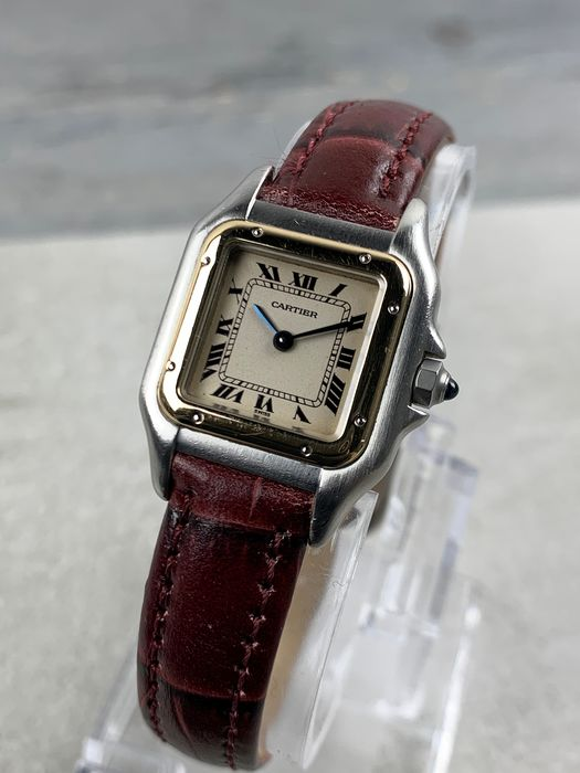 Cartier - Panthere - 1120 - Women - 1990-1999