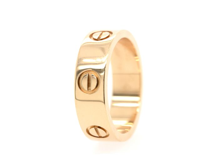 Cartier Love - 18 kt. Yellow gold - Ring