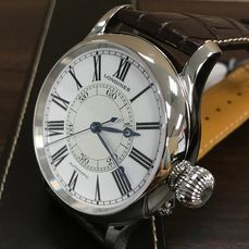 Longines - Heritage Weems 47.5mm - L27134110 - Hombre - 2019