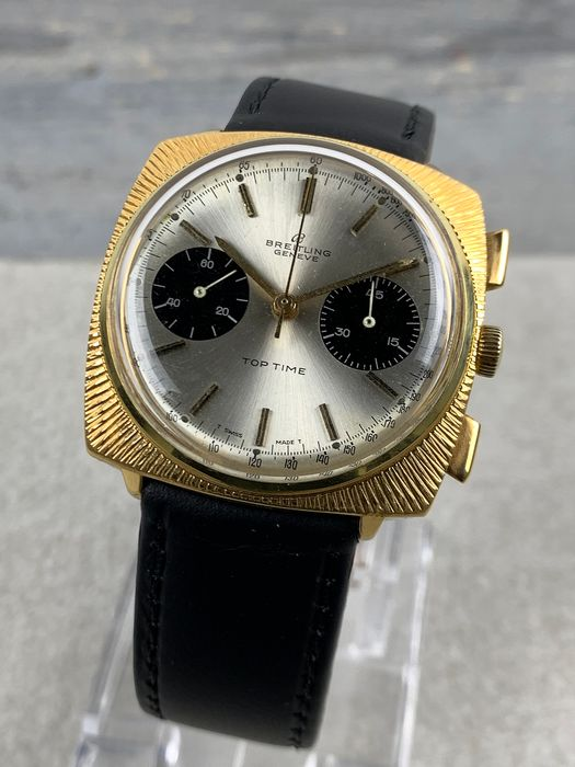 Breitling - Top Time Panda Chronograph Manual - 2009 - Men - 1970-1979