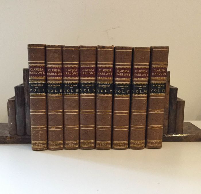 Samuel Richardson - Clarissa: or, the History of a Young Lady: Comprehending the most important Concerns of Private life - 1810