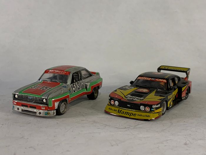 MiniChamps - 1:43 - 2x Rally Models - Made in France