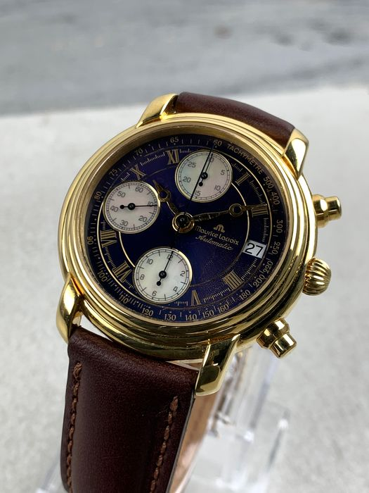 Maurice Lacroix - Croneo Chronograph Automatic Special - 03274 - Men - 1990-1999