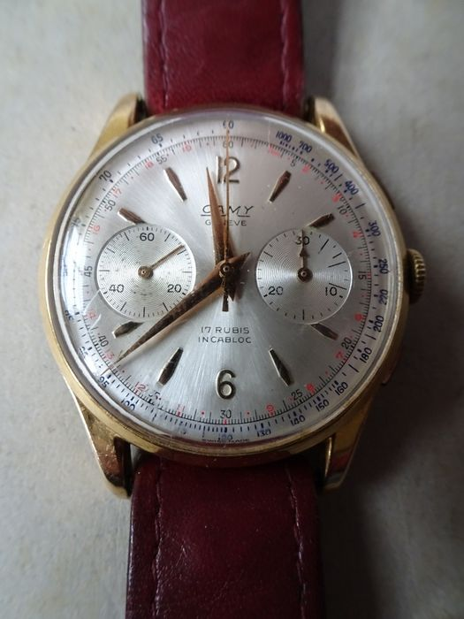Camy - Chronometer - Men - 1950-1959