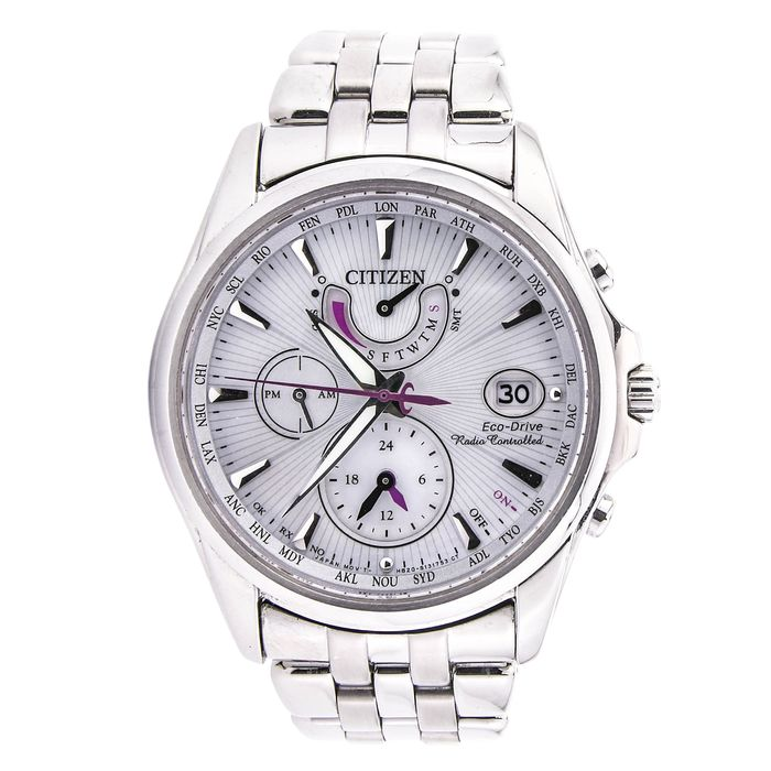 Citizen - ECO-DRIVE RADIO CONTROLLED  - FC0010-55D  - Women - 2011-present