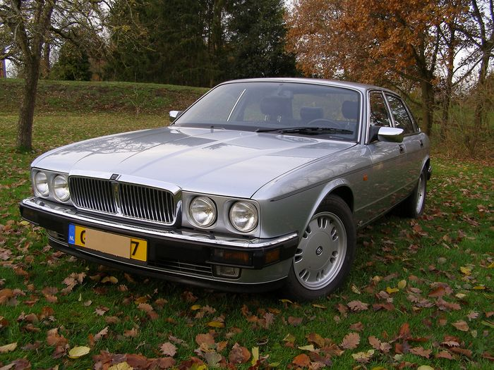 Jaguar - XJ40 3.2 Sovereign - 1993