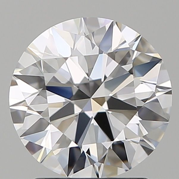 1 pcs Diamante - 1.55 ct - Brillante - D (incoloro) - IF (Inmaculado), ***3EX***