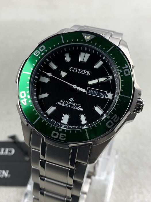 Citizen - Promaster Diver 200M Automatic - NY0071-81EE - Heren - 2011-heden
