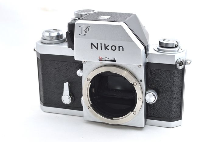 Nikon 【NEAR MINT】Nikon F Photomic FTN Finder Silver 35mm Film Camera M133
