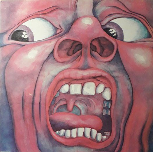 King Crimson & Related - In the court of the Crimson King - an observation... - LP Album - 1970