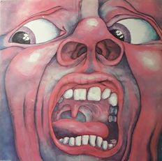 King Crimson & Related - In the court of the Crimson King - an observation... - Álbum LP - 1970