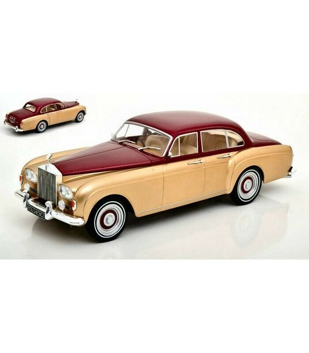 MCG - 1:18 - Rolls-Royce Silver Cloud Flying Spur Mulliner