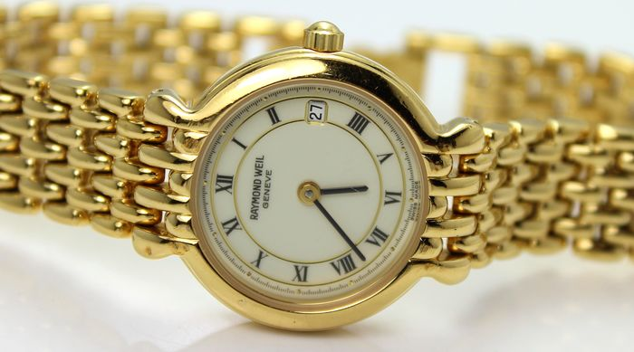 Raymond Weil - 'NO RESERVE PRICE' - Swiss Made Geneve - Women - 2011-present