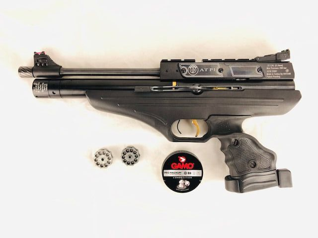 Turquie - Hatsan Arms Co. - AT-P1 - repeteerpistool 10 magazijn - Pistolet PCP - 5.5 Pellet Cal