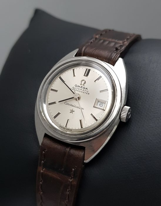 Omega - 'NO RESERVE PRICE' Constellation Automatic C.O.S.C. Rare Vintage Lady - 568.001 - Women - 1970-1979