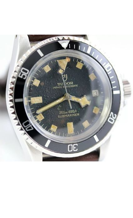 "Tudor - Submariner ""Snowflake"" - 7021 - Men - 1971"