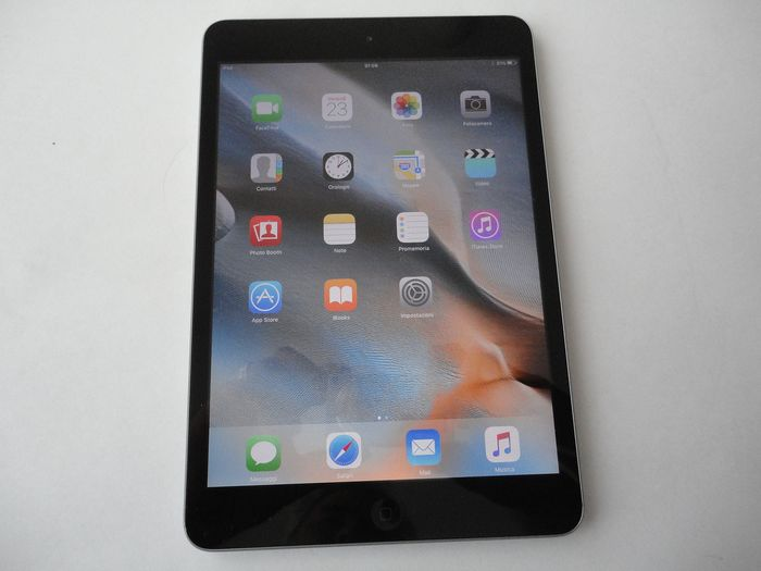 1 Apple Mini - A1432 16GB - iPad